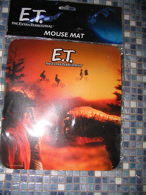 E.t. Elliott Mousemat Brand New Very Rare