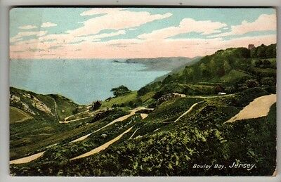 Jersey - Bouley Bay - Postcard 1906