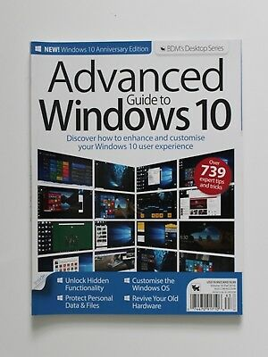 BDM's  ADVANCED GUIDE TO WINDOWS 10 -  VOL 16 - DESKTOP SERIES - NEW