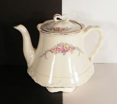 WS George Laura Lee 30936 Coffee Pot with Lid Radisson Shape