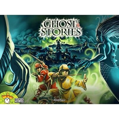Ghost Stories - Brand New!