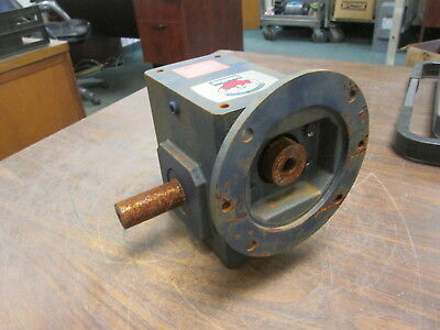 Grove Gear Iron Man Model TWQ824 Reducer GR8240149.00 Ratio 20:1 3.325HP In Used