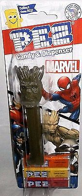 GUARDIANS OF THE GALAXY Pez Dispenser  GROOT [Carded]