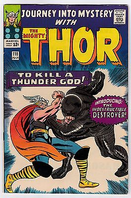 Journey Into Mystery (Thor) # 118 (1965) VG/FN