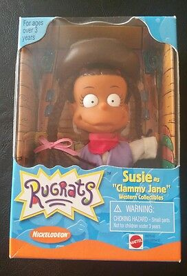 1999 Rugrats Susie Clammy Jane western collectibles rare