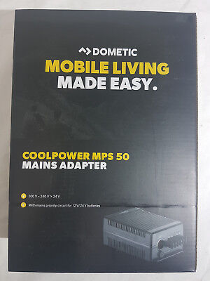 Dometic Waeco Mobile Living Coolpower Mps-50A Mains Adapter Rrp $179 - New