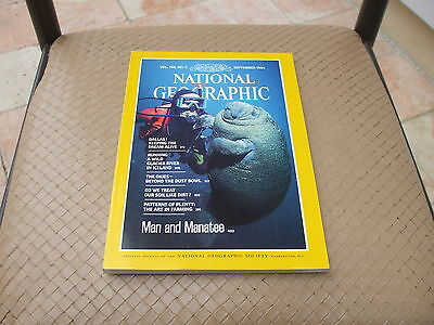 NATIONAL GEOGRAPHIC - SEPTEMBER 1984  - Vol 166 - n° 3 (en Anglais)