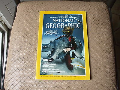 NATIONAL GEOGRAPHIC - January 1989 -  Vol 175 - n° 1 (en Anglais)
