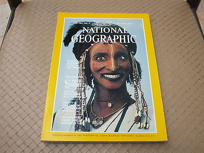 NATIONAL GEOGRAPHIC - OCTOBER 1983 - Vol 164 -  n° 4 (en Anglais)