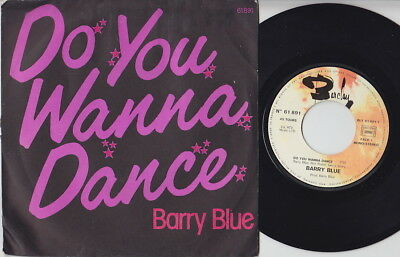 Barry BLUE * 1973 GLAM Rock JUNKSHOP 45 * Listen!