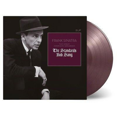Frank Sinatra - The Standards Bob Sang 2 x Coloured Vinyl LP VP-80774