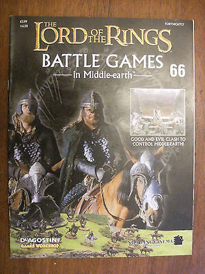 The Lord Of The Rings Battle Games In Middle Earth Magazine Issue 66