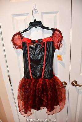 Woman's Light Up Twinkle Bug Costume Size: Small NWT
