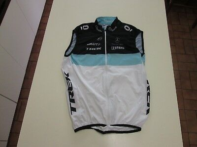 gilet coupe vent windproof  Craft Team Leopard Trek M  cycling cyclisme