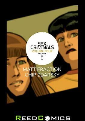 SEX CRIMINALS VOLUME 4 FOURGY GRAPHIC NOVEL New Paperback Collects Issues #16-20
