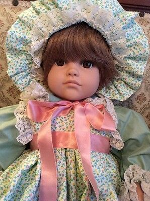 "NEW 20"" Dolls by Jerri 1991 Naughty 'n' Nice Vinyl Girl ""COLBY"" 121107  $189 NEW"