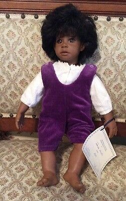 """""""ARI"""" #2 of 1000 Doll Georgetown Collection by Renate Hockh Vinyl Collectible"""