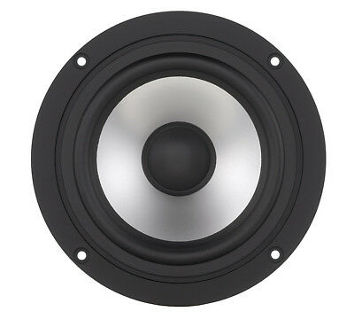 "Visaton Al 130 M 13cm 5 "" Haut-Parleur 130mm 8 Ohm Médiums Boxe High End"