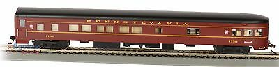 Pennsylvania 85' Smooth-Side Observation w/ Lighted Interior - Bachmann #14301