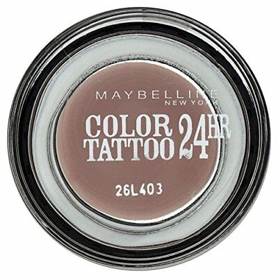 Maybelline  Eyestudio Color Tattoo 24hr Gel Cream Eyeshadow  Permanent Taupe 40