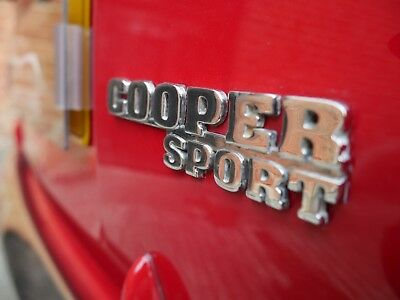MINI COOPER SPORT 500 #86 1.3i LE RS500 2dr Petrol Manual Red 2000 For Sale