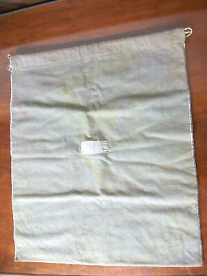Vintage Silver Georg Jensen Tarnish-Proof Dust Bag for Silver Items