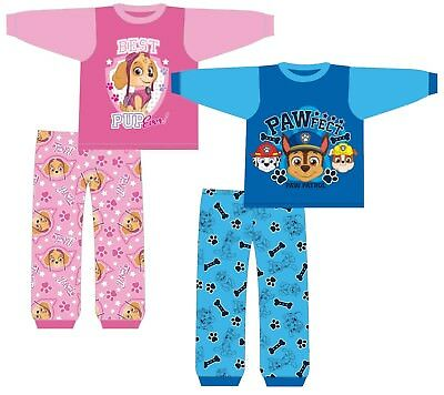 Baby Girls Boys Paw Patrol Pyjamas 6 to 24 Months