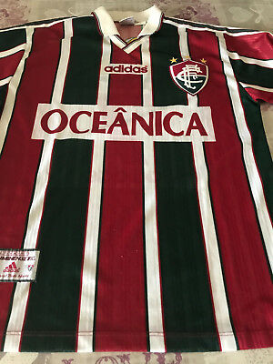 Camiseta maglia shirt trikot camisa match player Fluminense