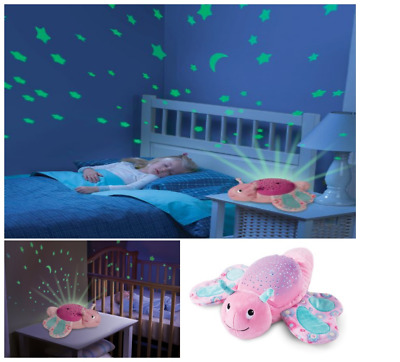 Baby Soother Musical Toys Animal Fun Night Light Crib Nursery Ceiling Fast Ship