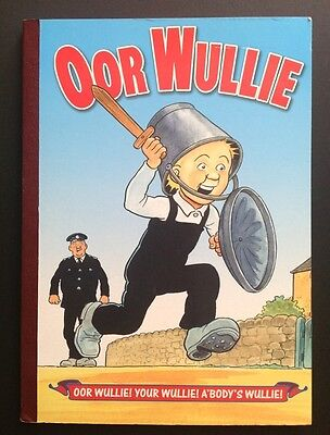 OOR WULLIE ANNUAL 2002 - Retro Comic Annual - Good Condition *