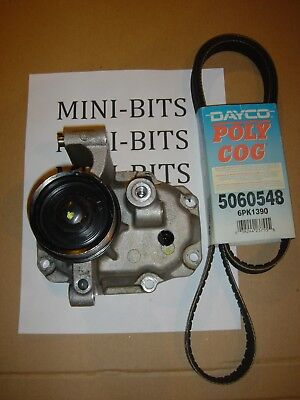 MINI Cooper Supercharger Snout + Belt Kit