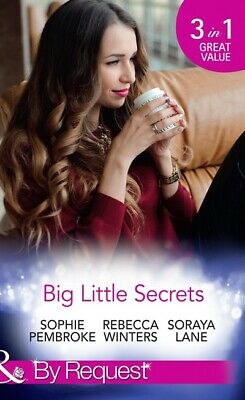 Mills & Boon by request. 3 in 1: Big little secrets: Heiress on the Run / The