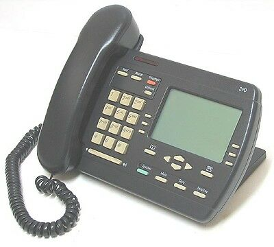 Telecom AASTRA / VISTA 390  Desk / Wall Phone Perfect and n. MINT Charcoal Works