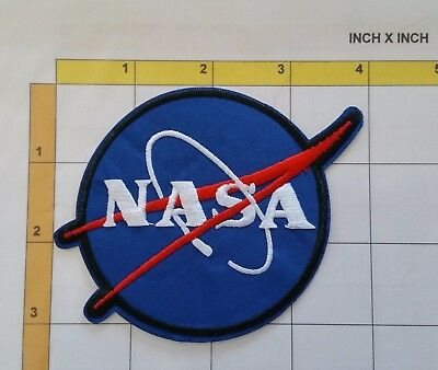 NASA astronaut space mission shuttle generic Patch