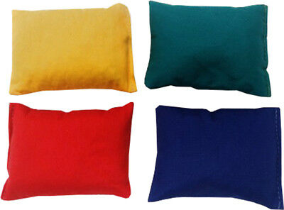 Outdoor Fun Sports Juggling Bean Bags Assorted Pack Of 4 (1 Colour Each)