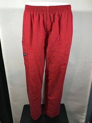 Cherokee Red Workwear Scrub Bottom Size Small