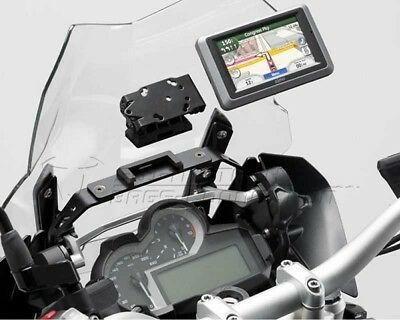 GPS Navi holder QUICK-LOCK BMW R 1200 GS ABS 13-14 LC reducing vibrations
