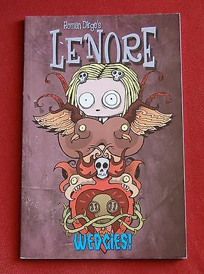 Lenore - Wedgies! by Roman Dirge - Graphic Novel - TPB - Slave Labor Graphics
