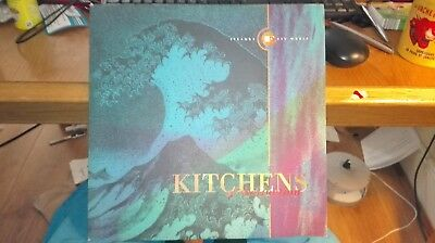 Kitchens Of Distinction - Strange Free World tplp19 + Innersleeve