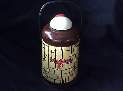 Vintage 1950's Hiawatha Camp Drink Cooler