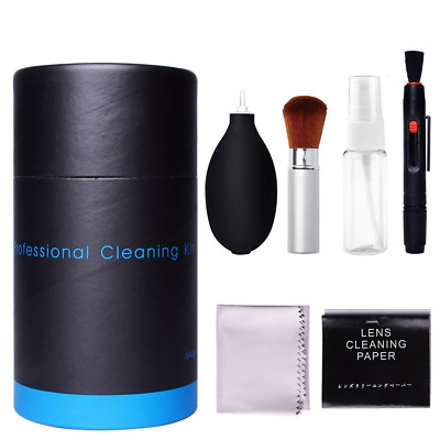 Camera Cleaning Kit DSLR/SLR/Lens Cleaning Kit Compatible with Canon/Nikon/Penta