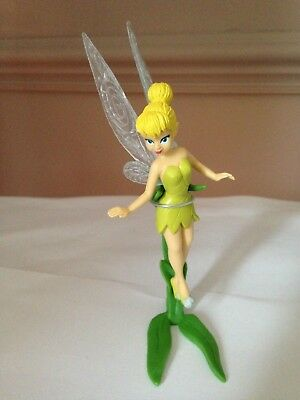 Gorgeous Tinkerbell Cake Topper Toy Figurine, NEW