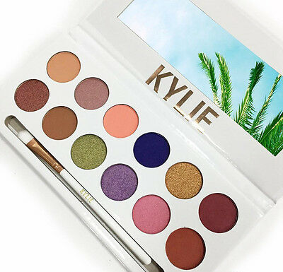 Hot New Kylie Jenner Cosmtics Eyeshadow Multi-Coloured Royal Palette