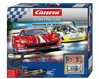 Carrera 30195 Digital 132 Passion of Speed