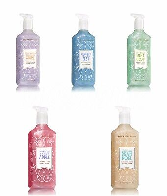 Bath and Body Works  Creamy Luxe Hand Soaps