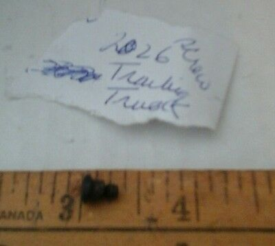 Lionel  2026 etc., trailing truck screw POSTAGE INCL. HANDLING CHARGE