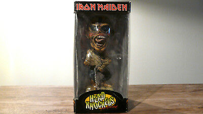 Bobble Head Iron Maiden Piece Of Mind NECA