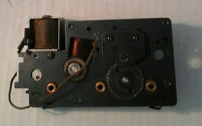 Lonely loco motor,sold for parts, restore, etc, sold as pictured, clean