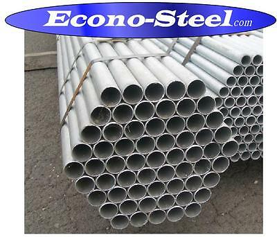 STEEL PIPE (round tube) 60mm OD 2.3mm wall 6.5mt long aprx , See below .