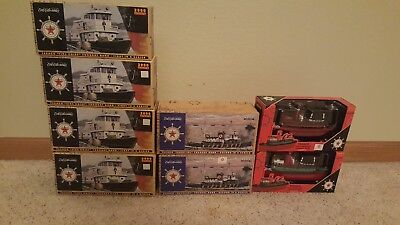 Texaco Tugboats Series #1,2&3. $20 each